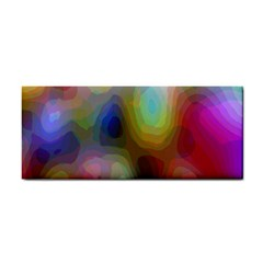 A Mix Of Colors In An Abstract Blend For A Background Cosmetic Storage Cases