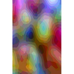 A Mix Of Colors In An Abstract Blend For A Background 5 5  X 8 5  Notebooks
