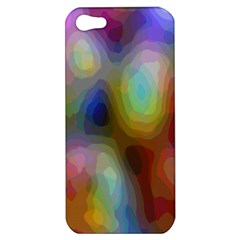A Mix Of Colors In An Abstract Blend For A Background Apple Iphone 5 Hardshell Case