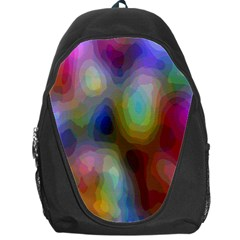 A Mix Of Colors In An Abstract Blend For A Background Backpack Bag