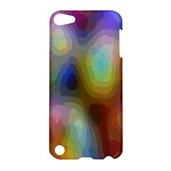 A Mix Of Colors In An Abstract Blend For A Background Apple Ipod Touch 5 Hardshell Case