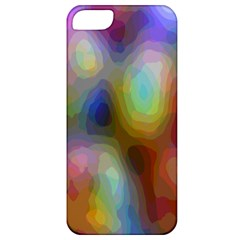 A Mix Of Colors In An Abstract Blend For A Background Apple Iphone 5 Classic Hardshell Case