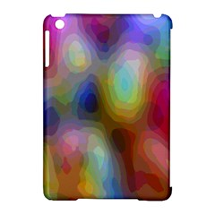 A Mix Of Colors In An Abstract Blend For A Background Apple Ipad Mini Hardshell Case (compatible With Smart Cover)