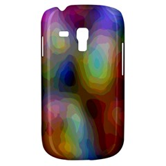 A Mix Of Colors In An Abstract Blend For A Background Galaxy S3 Mini