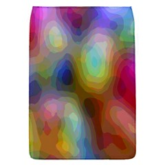 A Mix Of Colors In An Abstract Blend For A Background Flap Covers (s)