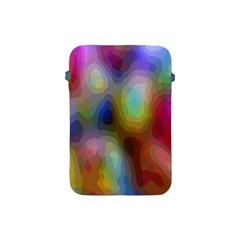 A Mix Of Colors In An Abstract Blend For A Background Apple Ipad Mini Protective Soft Cases