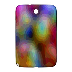 A Mix Of Colors In An Abstract Blend For A Background Samsung Galaxy Note 8.0 N5100 Hardshell Case