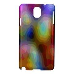 A Mix Of Colors In An Abstract Blend For A Background Samsung Galaxy Note 3 N9005 Hardshell Case
