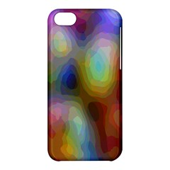 A Mix Of Colors In An Abstract Blend For A Background Apple iPhone 5C Hardshell Case
