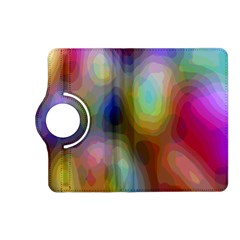 A Mix Of Colors In An Abstract Blend For A Background Kindle Fire Hd (2013) Flip 360 Case