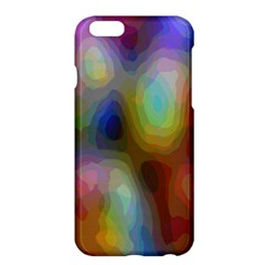 A Mix Of Colors In An Abstract Blend For A Background Apple Iphone 6 Plus/6s Plus Hardshell Case