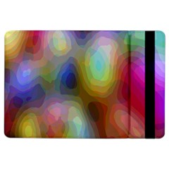 A Mix Of Colors In An Abstract Blend For A Background iPad Air 2 Flip