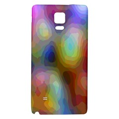 A Mix Of Colors In An Abstract Blend For A Background Galaxy Note 4 Back Case