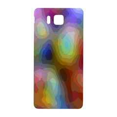 A Mix Of Colors In An Abstract Blend For A Background Samsung Galaxy Alpha Hardshell Back Case