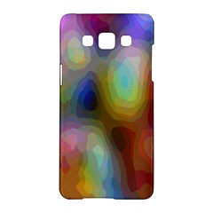 A Mix Of Colors In An Abstract Blend For A Background Samsung Galaxy A5 Hardshell Case