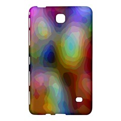 A Mix Of Colors In An Abstract Blend For A Background Samsung Galaxy Tab 4 (8 ) Hardshell Case