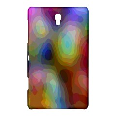 A Mix Of Colors In An Abstract Blend For A Background Samsung Galaxy Tab S (8.4 ) Hardshell Case
