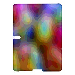 A Mix Of Colors In An Abstract Blend For A Background Samsung Galaxy Tab S (10.5 ) Hardshell Case