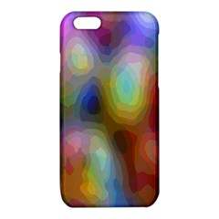 A Mix Of Colors In An Abstract Blend For A Background iPhone 6/6S TPU Case