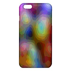 A Mix Of Colors In An Abstract Blend For A Background Iphone 6 Plus/6s Plus Tpu Case