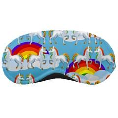 Rainbow pony  Sleeping Masks