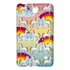 Rainbow pony  Samsung Galaxy Tab 4 (7 ) Hardshell Case