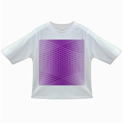Abstract Lines Background Infant/toddler T Shirts