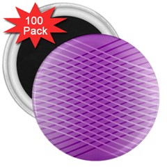 Abstract Lines Background 3  Magnets (100 pack)
