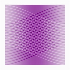 Abstract Lines Background Medium Glasses Cloth