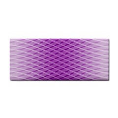 Abstract Lines Background Cosmetic Storage Cases