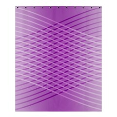 Abstract Lines Background Shower Curtain 60  X 72  (medium)