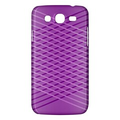 Abstract Lines Background Samsung Galaxy Mega 5 8 I9152 Hardshell Case