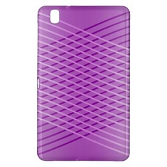 Abstract Lines Background Samsung Galaxy Tab Pro 8 4 Hardshell Case