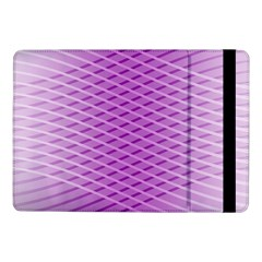 Abstract Lines Background Samsung Galaxy Tab Pro 10 1  Flip Case