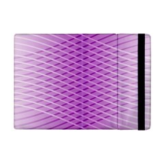 Abstract Lines Background iPad Mini 2 Flip Cases