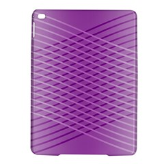 Abstract Lines Background Ipad Air 2 Hardshell Cases