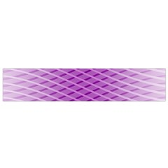 Abstract Lines Background Flano Scarf (Small)