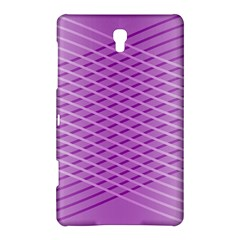 Abstract Lines Background Samsung Galaxy Tab S (8 4 ) Hardshell Case