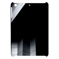 Wall White Black Abstract Apple Ipad Mini Hardshell Case