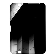 Wall White Black Abstract Kindle Fire Hd 8 9