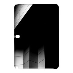 Wall White Black Abstract Samsung Galaxy Tab Pro 12 2 Hardshell Case
