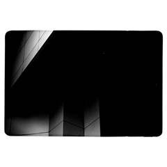 Wall White Black Abstract Ipad Air Flip