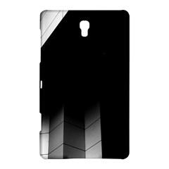 Wall White Black Abstract Samsung Galaxy Tab S (8.4 ) Hardshell Case