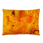 Bright Yellow Autumn Leaves Pillow Case 26.62 x18.9 Pillow Case