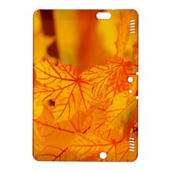 Bright Yellow Autumn Leaves Kindle Fire Hdx 8 9  Hardshell Case