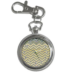 Abstract Vintage Lines Key Chain Watches