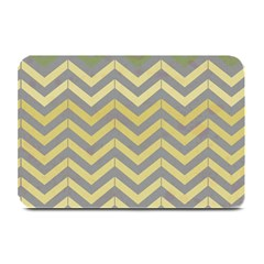 Abstract Vintage Lines Plate Mats