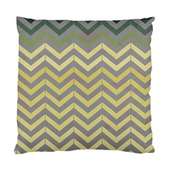 Abstract Vintage Lines Standard Cushion Case (one Side)