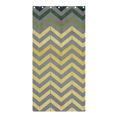 Abstract Vintage Lines Shower Curtain 36  X 72  (stall)