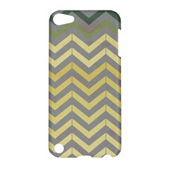Abstract Vintage Lines Apple Ipod Touch 5 Hardshell Case